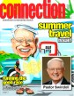 This is a caricature of Pastor Chuck Swindoll I created in Adobe Illustrator for the cover of our church newsletter.